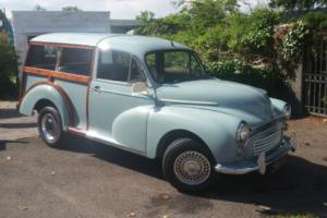 1962 Morris Minor Traveller - Recently Restored - NO TAX NEEDED - MOT JAN 2017