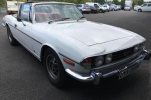 1974 Triumph Stag Automatic Photo