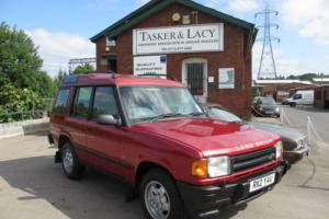 1998 Land Rover Discovery 3.9 V8 Auto 7 Seats Immaculate