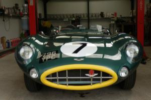 Aston Martin DBR2 Le Mans Reproduction