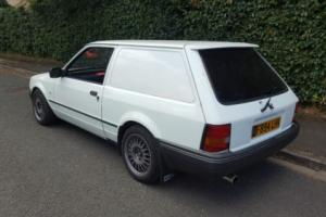 1988 FORD ESCORT L WAGON WHITE RS2000 ENGINE KOMBI COMBI