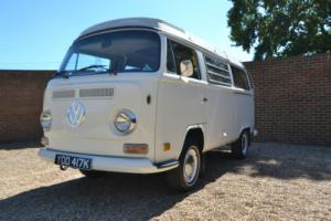 Volkswagen T2 Bay Window Camper **1972 California import**34,000 Miles**