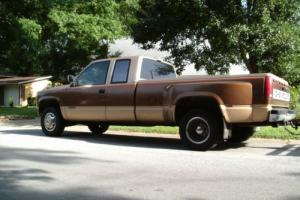 1989 Chevrolet Silverado 3500 Dually
