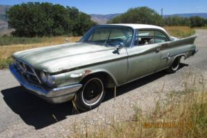 1960 Chrysler 300 Series 300 F