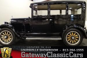 1926 Chrysler Sedan