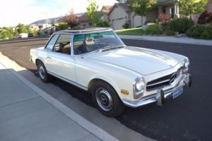 1969 Mercedes-Benz SL-Class Photo