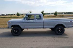 1978 Ford F-150 Supercab