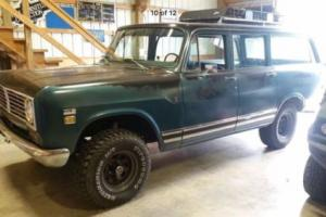 1972 International Harvester Other 1110 (1/2 ton 4x4)