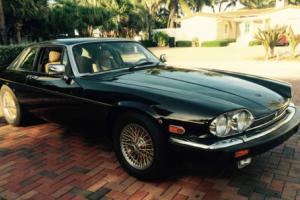 1989 Jaguar XJS XJS Photo