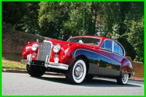 1959 Jaguar Mark IX 1959 Jaguar Mark IX aka Scarlet 9