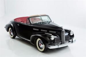 1940 Lasalle Model 5267 Very Rare Black LaSalle, Gorgeous Photo