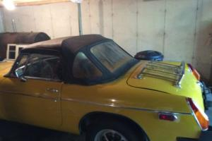 1979 MG MGB Sports Car