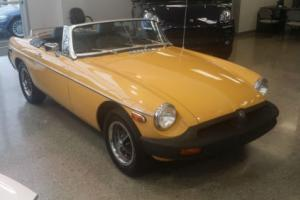MG: MGB MGB Photo