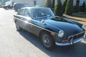 1970 MG MGB Runs Drives Body Inter good! 1.8L 4 Spd