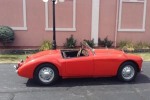 1958 MG Other Photo