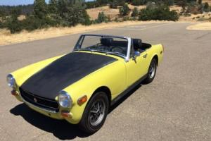 1973 MG Midget Photo