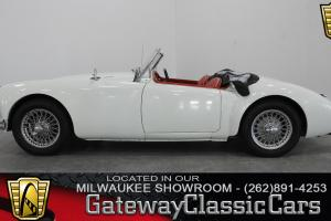 1962 MG MGA MKII Photo