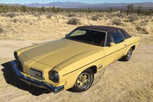 1973 Oldsmobile Cutlass Colonnade Coupe