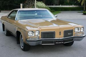 1972 Oldsmobile Eighty-Eight ROYALE COUPE - ONE OWNER - 30K MI
