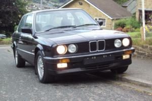 1986 (C) E30 Bmw 325I Black Early Spec 1 Family Owned From New