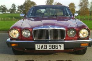 1983 Daimler/Jaguar 4.2 Ltr series 3 Photo