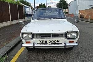 FORD ESCORT MK1 1973 ONLY 67K MILES VERY NICE CONDITION, 2 OWNERS FROM NEW
