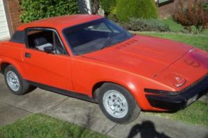 Triumph TR7 Project in NSW