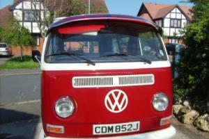 1970 VW DEVON MOONRAKER CAMPERVAN
