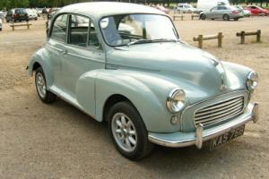 1961 MORRIS MINOR 1000 Slate GREY Great Condition