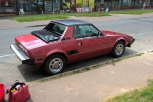 Fiat x1/9 x19 used daily, now 12 months mot