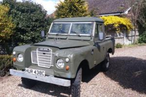 LAND ROVER 1965 CLASSIC SERIES