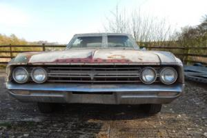 1964 Oldsmobile Cutlass, Tornado, Dragster, Hot Rod, Barn Find. Rat Rod.