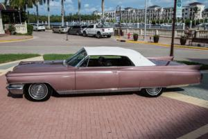 1963 Cadillac Eldorado Biarritz Convertible Photo