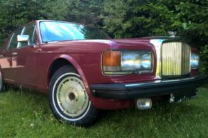 1982 Bentley Eight similar to Rolls Royce Silver Spirit Barn Find spares repairs