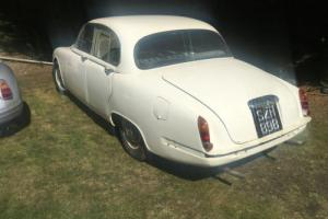 1965 s-type jaguar 3.4 automatic