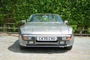 1986 Porsche 944 oval dash 2.5 sound example,belts,sills etc done.