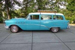 1955 Buick Century Wagon only 4,243 Built