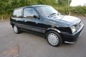 MG METRO TURBO. Timewarp example. 15,000 miles from new.