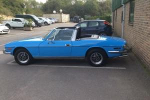 triumph stag 3.0 L V8 manual Softop