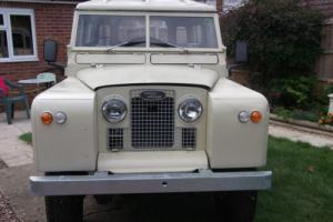 Land Rover Series 2a (Tax Exempt)