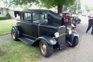 1930 Ford Model A 45B Business Coupe