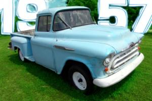 1957 Chevrolet Other Pickups New Sheet Metal Replacement Parts