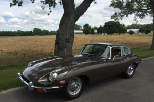 1969 Jaguar E-Type Photo