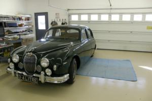 1958 Jaguar 3.4 LITER (MARK I) SEDAN 4 DOOR