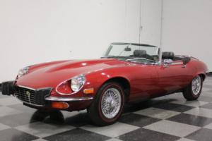 1974 Jaguar E-Type Photo