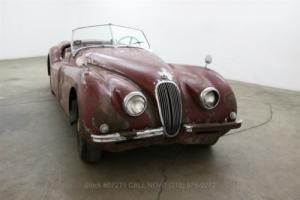 1952 Jaguar XK Roadster Photo
