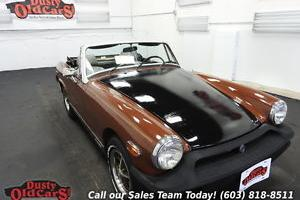 1978 MG Midget Runs Drives Body Inter Good 1.5L 4 spd manual Photo