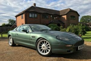 ASTON MARTIN DB7 Photo