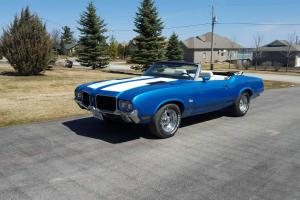 Oldsmobile: Cutlass Supreme