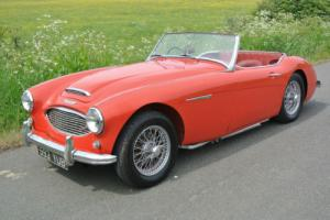 1960 AUSTIN HEALEY 3000 BT7 Works Hard Top 40 years of History !